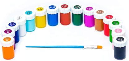 Tritart Acryl-Farben-Set für Kinder und Erwachsene