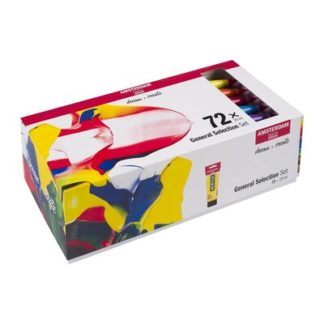 Amsterdam Standard Series Acrylics Set 72 x 20 mlt